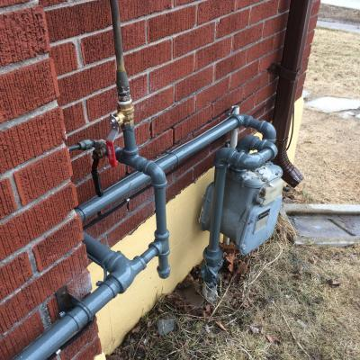 Affordable Fireplace Gas Line Company Installation In Monmouth